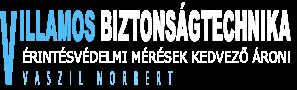 érintésvédelem Eger, Miskolc, Szerencs, Nyíregyháza